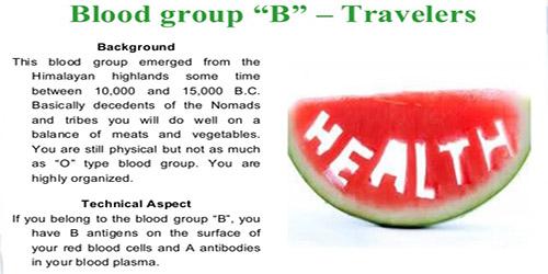 Dieta grupelor sanguine. Alimentatia in functie de grupa de sange. Cura grupelor de sange.